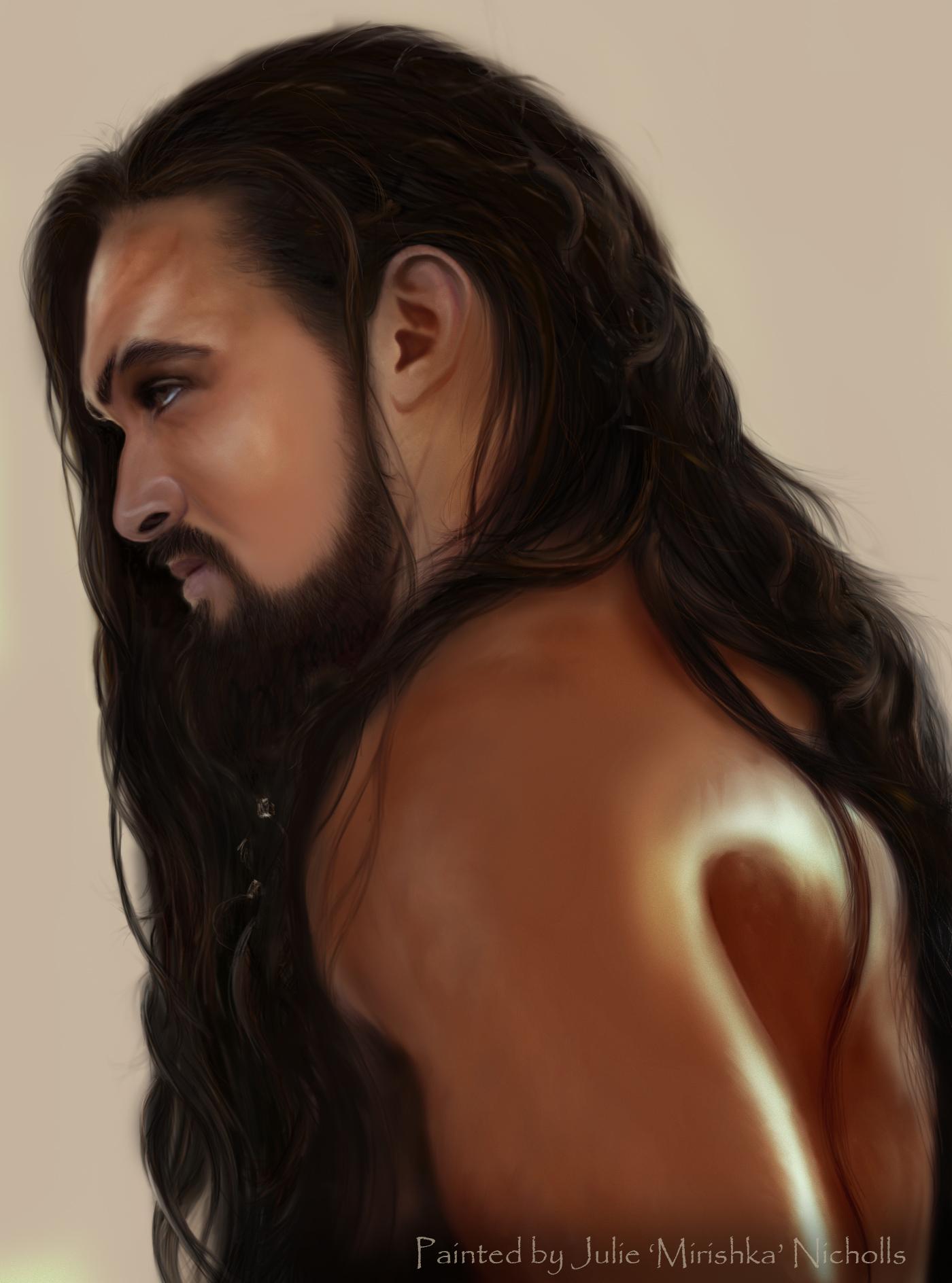 Jason Momoa as Khal Dr...