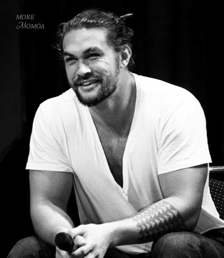Jason Momoa At Ringcon Germany 2012