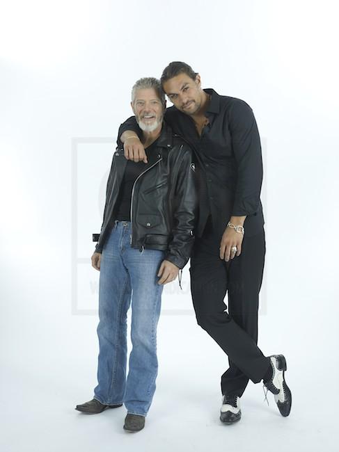 Jason Momoa & Stephen Lang