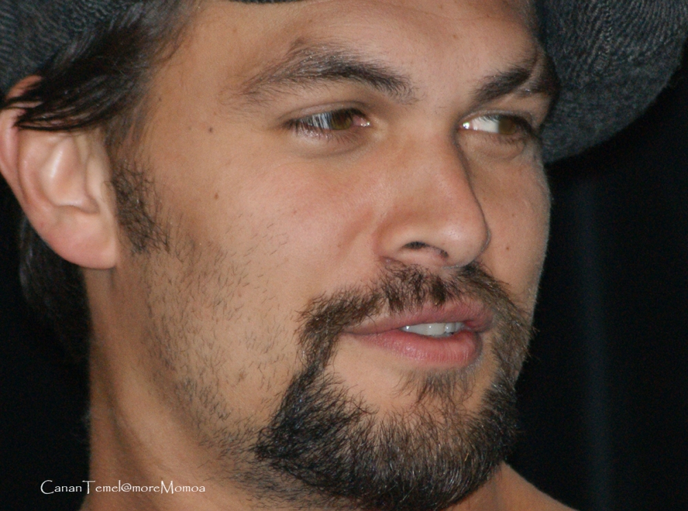 Jason Momoa at Oz-con Perth,2013