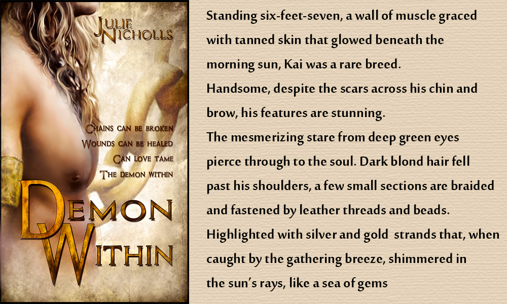 Demon Within by Julie Nicholls-Ebook